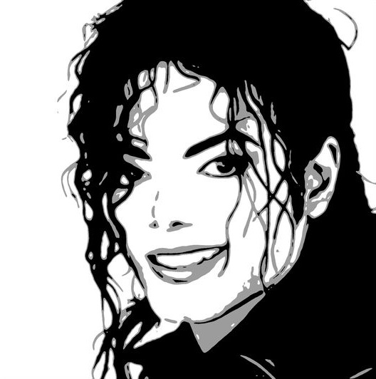 POP ART obraz - Michael Jackson V3