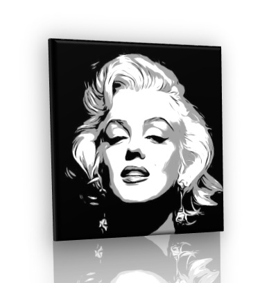 POP ART obraz - Marilyn Monroe V3