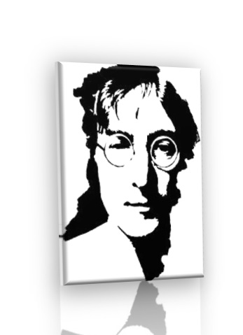 POP ART obraz - John Lennon