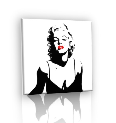 POP ART obraz - Marilyn Monroe